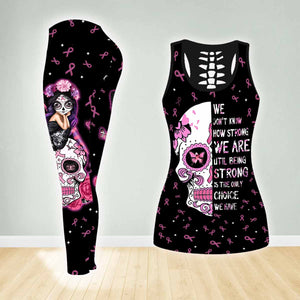 COMBO TANK TOP & LEGGINGS OUTFIT FOR WOMEN TATTOO TA003PB