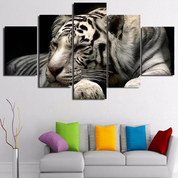 Wild Animals Canvas A01B212
