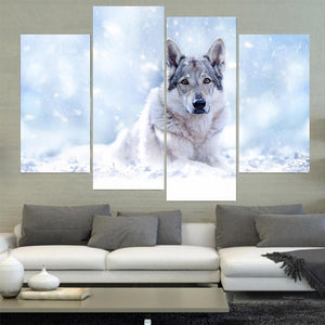 Wild Animals Canvas A01B213