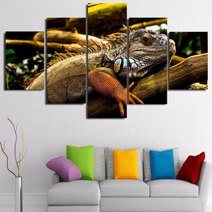 Wild Animals Canvas A01B214