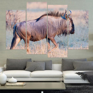 Wild Animals Canvas A01B215