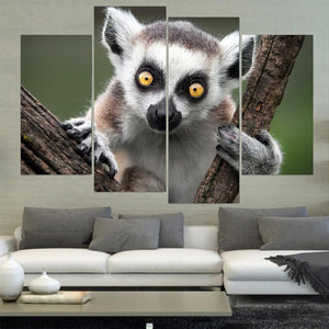 Wild Animals Canvas A01B216