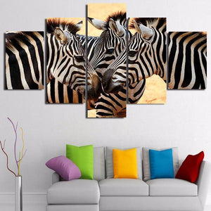 Wild Animals Canvas A01B218