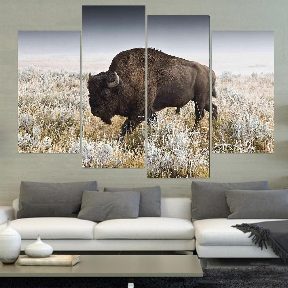 Wild Animals Canvas A01B220
