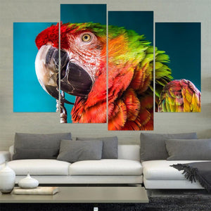 Wild Animals Canvas A01211
