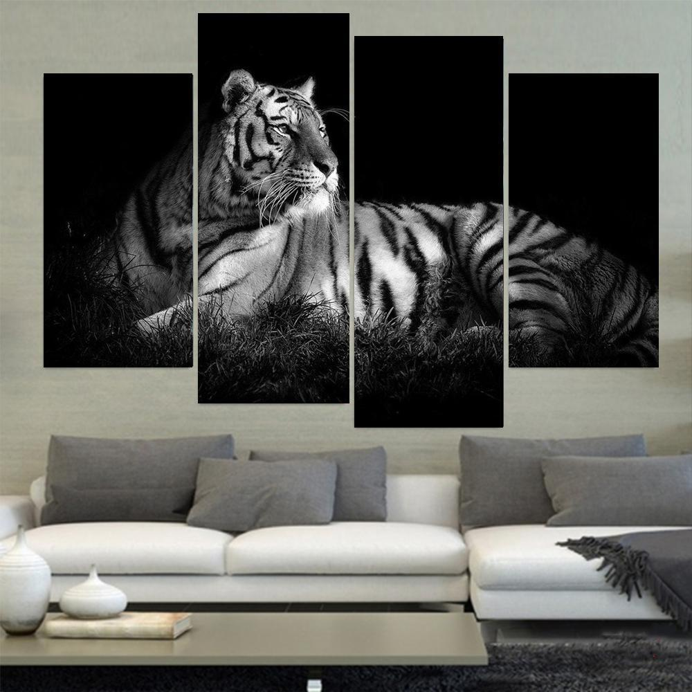 Wild Animals Canvas A01B2121
