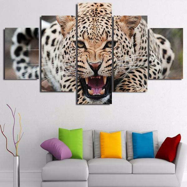 Wild Animals Canvas A01213