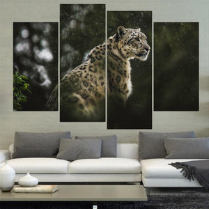 Wild Animals Canvas A01214