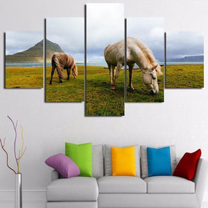 Wild Animals Canvas A01215