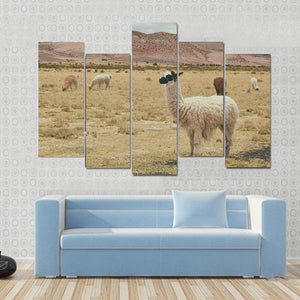 Wild Animals Canvas A01216