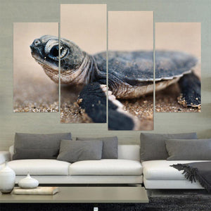 Wild Animals Canvas A01218