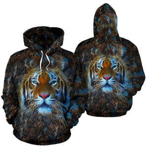 TIGER HOODIE 3D ALL OVER PRINT HD006MVTTD