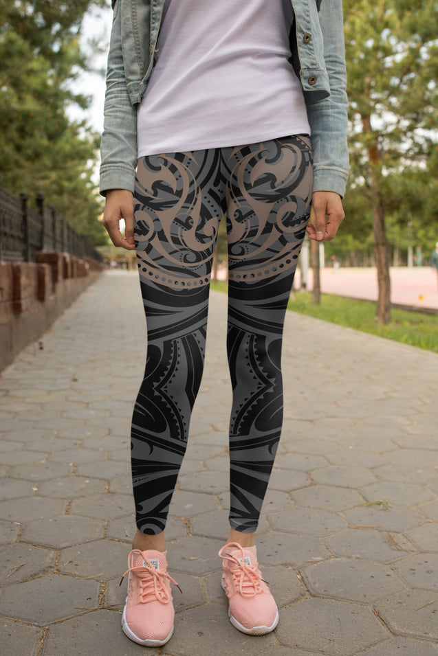 Maori Tattoo Special Leggings