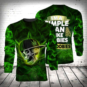 [LIMITED EDITION] SKULL 3D APPARELS HD006MSTTD