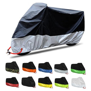 Cover Cloth Moto Scooter Cover Protector Waterproof Rain Dustproof