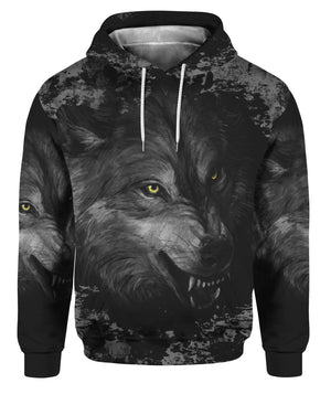 That Which Does Not Kill Me Should Run Wolf 3D Apparel HX2009101PTX