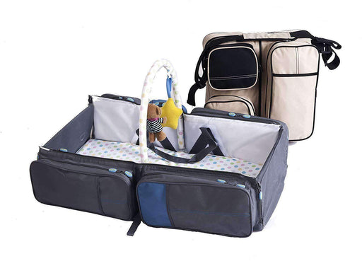 Travel Baby Bag And Bed