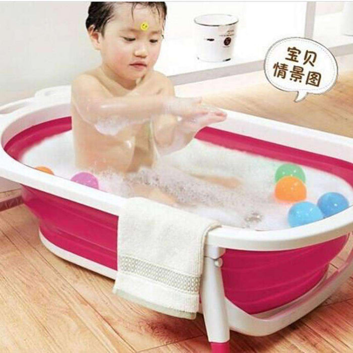 Baby Foldable Bath Tub