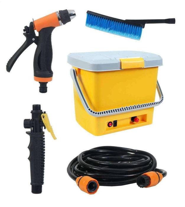 Car Washer-High Pressure Portable - Mahhalcom.com