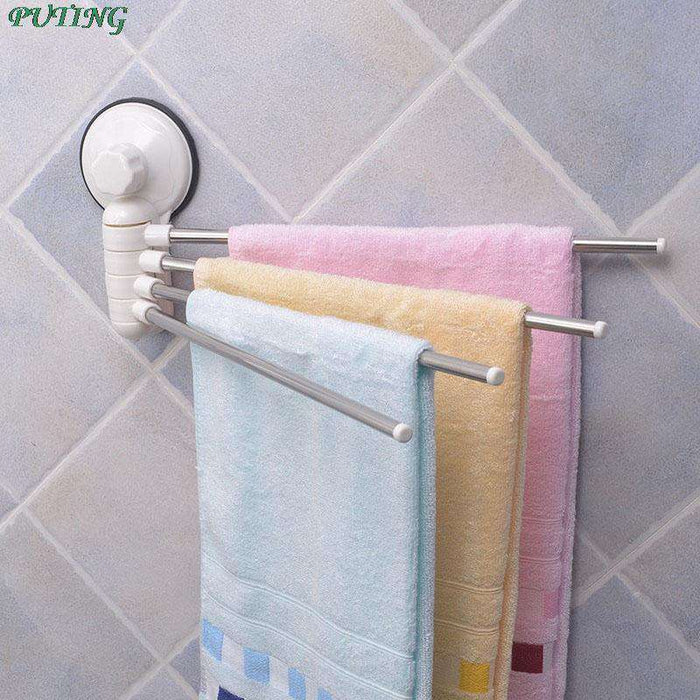 Three Arm Towel Rack - Mahhalcom