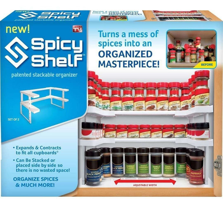 spicy shelf - Mahhalcom
