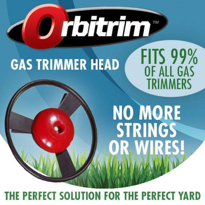 Orbitrim Gas Trimmer Head - Mahhalcom