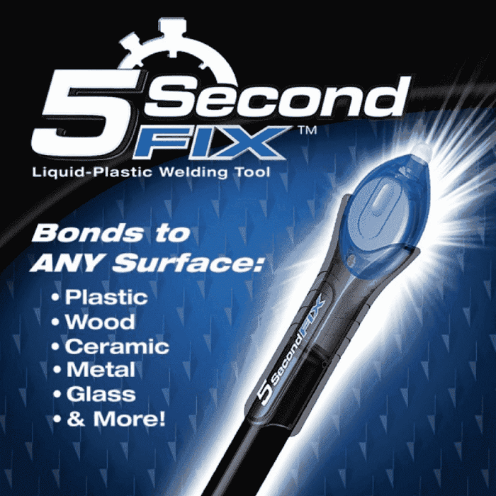 5 Second Fix - Mahhalcom.com