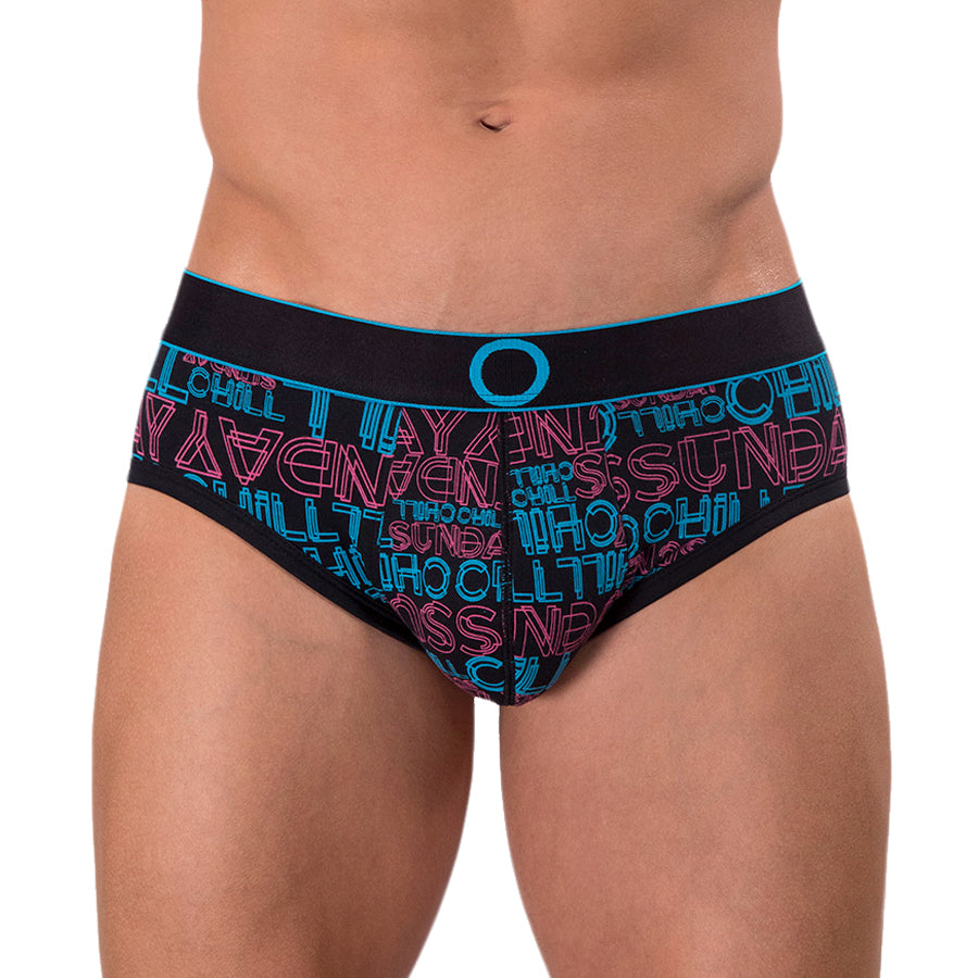 Rounderbum New Weekend Package Brief 3Pack
