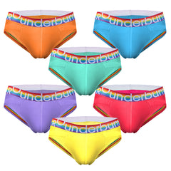RETRO PRIDE Lift Brief 6Pack