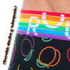 ROUNDERBUM RETRO PRIDE JOCK BRIEF
