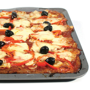 Recipe - Red Pepper and Onion Pizza