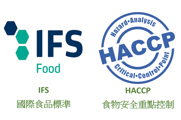 The Dairy meets IFS (International Food Standard) + HACCP standards