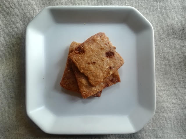 Brown Sugar Ginger Crispy Biscuit 50g