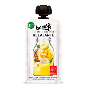 BePlus Relaxing Organic Bioactive Smoothie (Gluten Free+Vegan) 150g - Absoluxe Hong Kong