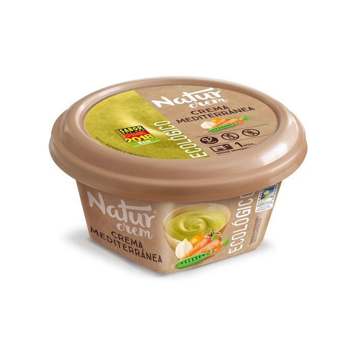 Naturcrem Organic Mediterranean Vegetable Soup 315g