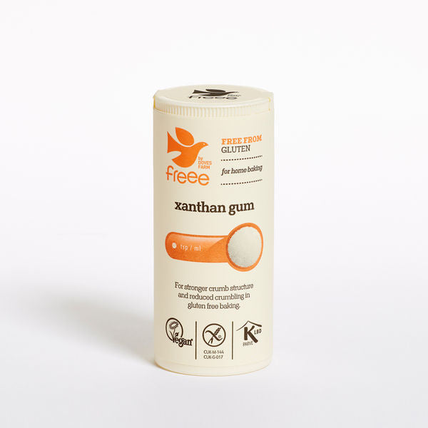 Freee by Doves Farm Gluten Free Xanthan Gum 100g - Asiaboxx Foods | Hong Kong