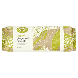 Doves Farm Organic Ginger Oat Biscuit 200g - Absoluxe Hong Kong