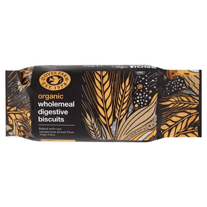 Doves Farm Organic Wholewheat Digestive Biscuit 200g - Absoluxe Hong Kong
