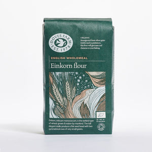 Doves Farm Organic Einkorn Wholemeal Stoneground Flour 1Kg - Absoluxe Hong Kong