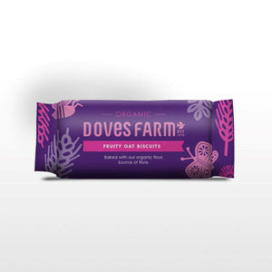 Doves Farm Organic Fruity Oat Biscuit 200g