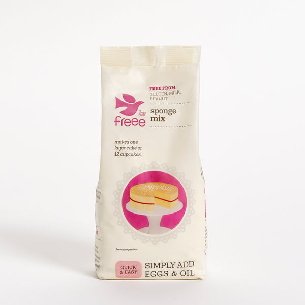Freee by Doves Farm Gluten Free Sponge Mix 350g