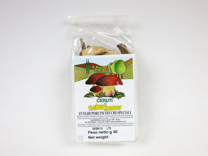 Naturbosco Dried Porcini Mushroom Speciali 40g - Absoluxe Hong Kong