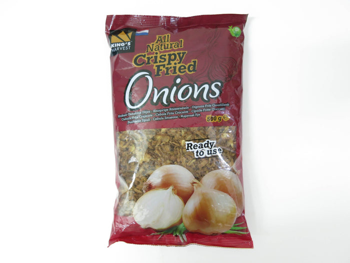 Kings Harvest Fried Onion 500g