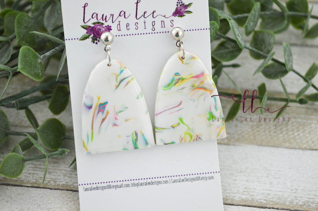 Pippy Style Pigtail Bow Set || Orange Suede Vegan Leather