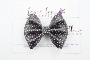 Millie Bow Style || Stars and Moon Vegan Leather