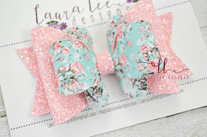 Large Amelia Bow Style || Grace Floral