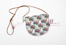 Winterberry Floral Purse