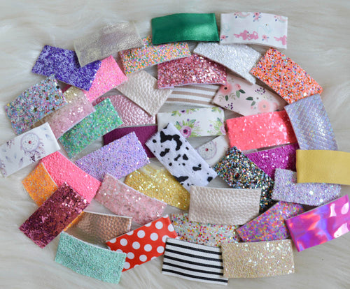 Set of 10 Snap Clip Grab Bag || Rectangle Snap Clips