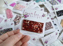 WHOLESALE || Snap Clip Grab Bag || Rectangle Snap Clips || Glitter or Faux Leather || Randomly Chosen Snap Clip