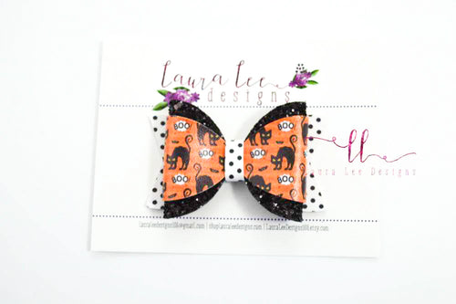 Annie Style Bow || Scaredy Cat